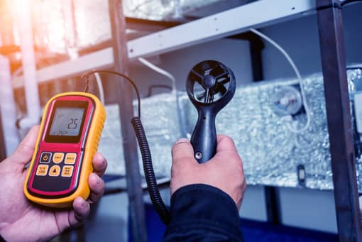 Best Anemometer for HVAC